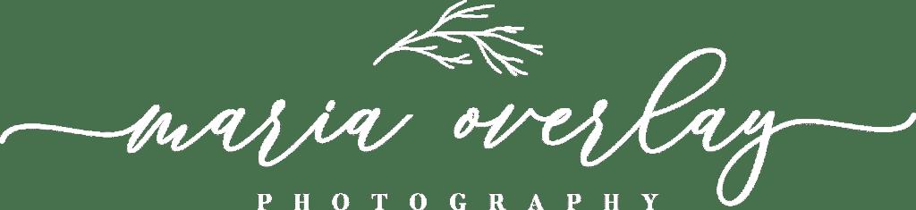 Maria Overlay Photography Logo